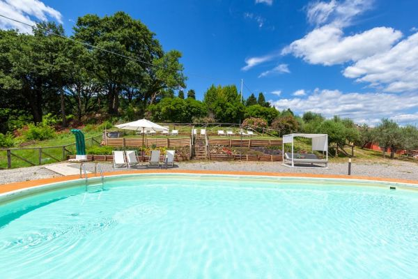 Camping Toscane-Lucca