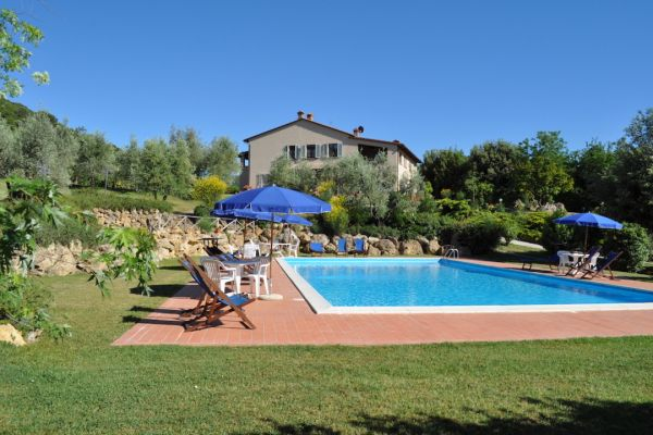 Camping Toscane-Montaione